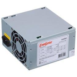 ExeGate AA350 350W - Блок питанияБлоки питания<br>ExeGate AA350 350W - 350 Вт, 1 вентилятор (80 мм)