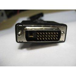 Переходник DVI-D - VGA (Espada EdviDvga) - Кабель, переходникКабели, шлейфы<br>Переходник DVI-D-VGA (D-Sub) F. Позволяет подключить монитор с аналоговым интерфейсом VGA к видеокарте с цифровым разъемом DVI-D.