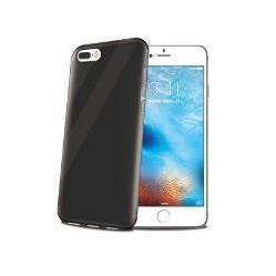 Чехол-накладка для Apple iPhone 7 Plus, 8 Plus (Celly Gelskin GELSKIN801BK) (черный) - Чехол для телефонаЧехлы для мобильных телефонов<br>Чехол плотно облегает корпус и гарантирует надежную защиту от царапин и потертостей.