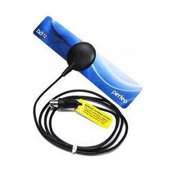 Комнатная антенна для цифрового ТВ DVB-T2, активная (Perfeo Flat+ PF-TV2169) - ТВ антенна, усилитель ТВ сигнала, антенна для дачиАнтенны<br>Предназначена для приема цифрового эфирного вещания в стандарте DVB-T2. Совместима со всеми моделями современных телевизоров и ресиверов, оснащенных тюнером стандарта DVB-T2. Встроенный усилитель.