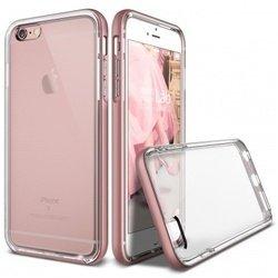 Чехол-накладка для Apple iPhone 6S Plus, 6 Plus (Verus New Crystal Bumper 904483) (розовое золото) - Чехол для телефонаЧехлы для мобильных телефонов<br>Защитит смартфон от грязи, пыли, брызг, царапин и других внешних воздействий, а также придаст стилю разнообразие.