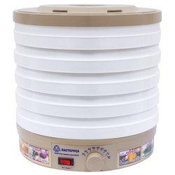 Мастерица ЭСБ-11/18-300 - Сушилка для овощей, фруктов, грибовЭлектросушилки для овощей, фруктов, грибов<br>Мастерица ЭСБ-11/18-300 - конвективная сушилка, механическое управление, мощность 300 Вт, 5 кг, число поддонов: 5, регулировка температуры сушки