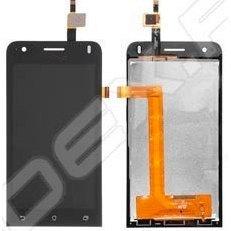 Дисплей для Asus Zenfone C ZC451CG с тачскрином без рамки (0L-00002920) (черный) - Дисплей, экран для мобильного телефонаДисплеи и экраны для мобильных телефонов<br>Полный заводской комплект замены дисплея для Asus Zenfone C ZC451CG. Стекло, тачскрин, экран для Asus Zenfone C в сборе. Если вы разбили стекло - вам нужен именно этот комплект, который поставляется со всеми шлейфами, разъемами, чипами в сборе.