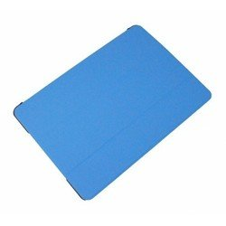 Чехол-книжка для Samsung Galaxy Tab A 10.1 SM-T580 (PALMEXX SMARTBOOK PX/SMB SAM TabA T580) (кожзам, синий) - Чехол для планшета