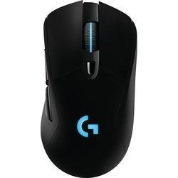Logitech G403 USB Black - АксессуарКлавиатуры, мыши, комплекты<br>Проводная мышь, интерфейс USB, 6 кнопок, разрешение сенсора 12000 dpi.