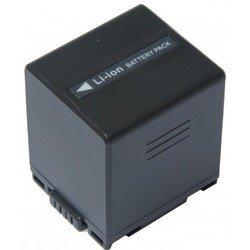 Аккумулятор для Panasonic NV-GS150, NV-GS150B, NV-GS150EG-S, NV-GS150E-S, NV-GS17EF-S, NV-GS180, Hitachi DZ-BD70, DZ-GX5000A, DZ-HS300, DZ-HS500A, DZ-MV730A, DZ-GX3300A, DZ-HS301SW, DZ-HS303SW (Pitatel SEB-PV714) - Аккумулятор для видеокамерыАккумуляторы для видеокамер<br>Аккумулятор рассчитан на продолжительную работу и легко восстанавливает работоспособность после глубокого разряда. Емкость - 2160 мАч.