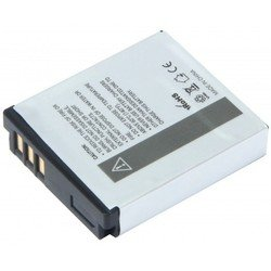 Аккумулятор для FujiFilm FinePix F20, F40fd, Leica C-LUX1, C-LUX2, C-LUX3, Panasonic DMC-FS1, DMC-FX01, DMC-FX07, DMC-FX10, Ricoh Caplio G700, GX100, GX200, R3, R30, R4, R40, R5 (Pitatel SEB-PV731) - Аккумулятор для фотоаппарата