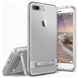 Чехол-накладка для Apple iPhone 7 Plus, 8 Plus (Verus Crystal Bumper 904632) (серебристый) - Чехол для телефонаЧехлы для мобильных телефонов<br>Удобный и компактный чехол, обладает двухслойной конструкцией для лучшей защиты.