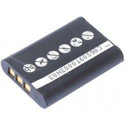 Аккумулятор для Nikon CoolPix S550, S560, Olympus FE-370, Pentax Optio M50, V20, W60, L50, M60, S1, W80, Ricoh R50, Sanyo Xacti DMX-E10, VPC-E10 (Pitatel SEB-PV510) - Аккумулятор для фотоаппаратаАккумуляторы для фотоаппаратов<br>Аккумулятор рассчитан на продолжительную работу и легко восстанавливает работоспособность после глубокого разряда. Емкость - 680 мАч.