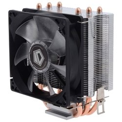 ID-COOLING SE-903 - Кулер, охлаждениеКулеры и системы охлаждения<br>ID-COOLING SE-903 - для процессора, вентилятор 92 мм, 2000 об/мин, алюминий, 23.1 дБ