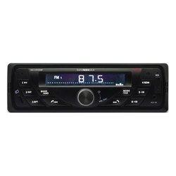 Soundmax SM-CCR3058F - АвтомагнитолаАвтомагнитолы<br>Soundmax SM-CCR3058F - автомагнитола, бездисковая с Bluetooth, память на 18 FM-станций, выходная мощность 4 x 40 Вт, белая подсветка кнопок, поддержка USB/microSD.