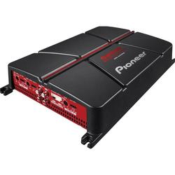 Pioneer GM-A4704 - Аудио усилительУсилители<br>Усилитель четырехканальный  с возможностью мостового соединения, выходная мощность (RMS): 4x40Вт (4 Ом), 2x130Вт (2 Ом), 4x65Вт (4 Ом мостовой), максимальная входная мощность: 520 Вт (мостового усилителя), 2x80Вт (4 Ом), 4x130Вт (2 Ом).