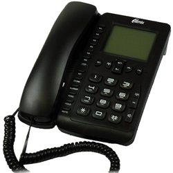 Ritmix RT-490 (черный) - Проводной телефон