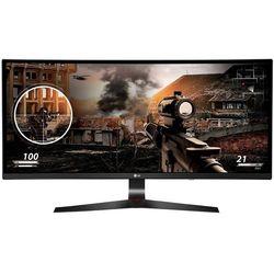 LG 34UC79G-B (черный) - МониторМониторы<br>ЖК-монитор 34quot;, разрешение экрана 2560х1080, соотношение 21:9, 2хHDMI, Display Port.