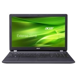 "Acer Extensa 2519-P7VE (Intel Pentium N3710 1600 MHz/15.6""/1366x768/2Gb/500Gb HDD/DVD нет/Intel HD Graphics 405/Wi-Fi/Bluetooth/Win 10 Home) (NX.EFAER.032) (черный)"