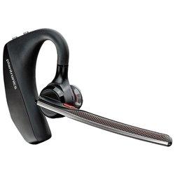 Plantronics Voyager 5200 - НаушникиНаушники и Bluetooth-гарнитуры<br>Plantronics Voyager 5200 - Bluetooth-гарнитура, время работы 7 ч, поддержка Bluetooth 4.1, защита от воды, голосовой набор