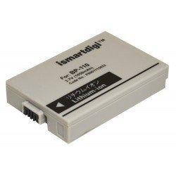 Аккумулятор для Canon Legria HF R205, HF R206, HF R26, HF R27, HF R28, VIXIA HF R20, HF R200, HF R206, HF R21, HF R26, HF R28 (iSmartdigi PVB-038) - Аккумулятор для видеокамерыАккумуляторы для видеокамер<br>Аккумулятор рассчитан на продолжительную работу и легко восстанавливает работоспособность после глубокого разряда. Емкость - 1050 мАч.