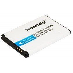 Аккумулятор для Samsung HMX-E10, HMX-E10BP, HMX-E10OP, HMX-E10WP, HMX-P100 (iSmartdigi PVB-827) - Аккумулятор для видеокамерыАккумуляторы для видеокамер<br>Аккумулятор рассчитан на продолжительную работу и легко восстанавливает работоспособность после глубокого разряда. Емкость - 900 мАч.