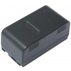 Аккумулятор для Panasonic NV-3CCD1, NV-61, NV-63, NV-G1, NV-G101, NV-G101A, NV-G120, NV-G2, NV-G200, NV-G202, NV-G202A, NV-RJ17, NV-RJ26, NV-RJ27, NV-RJ36, NV-RJ46, NV-RJ47, NV-RJ56, NV-RJ67, NV-S1, NV-S1A, NV-S2, NV-S20, NV-S250 (Pitatel SEB-PV301) - Акк