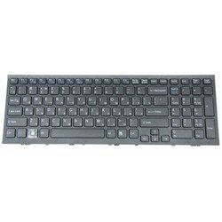 Клавиатура для ноутбука Sony VAIO VPC-EE (Without Frame) (KB-360R) (черный) - Клавиатура для ноутбукаКлавиатуры для ноутбуков<br>Клавиатура легко устанавливается и идеально подойдет для Вашего ноутбука.