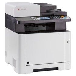 Kyocera ECOSYS M5526cdn - Принтер, МФУПринтеры и МФУ<br>Kyocera ECOSYS M5526cdn - МФУ/факс, A4, печать  лазерная, 4-цветная, двусторонняя, 26 стр/мин ч/б, 26 стр/мин цветн., Post Script, 512 Мб, Ethernet RJ-45, USB, картридер, цветной ЖК-дисплей