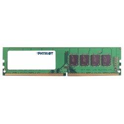 Patriot Memory PSD416G24002 - Память для компьютераМодули памяти<br>Patriot Memory PSD416G24002 - DDR4 2400 (PC 19200) DIMM 288 pin, 1x16 Гб, 1.2 В, CL 17