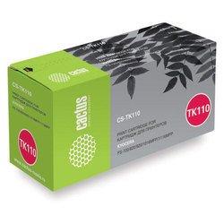 Картридж для Kyocera FS-720, 820, 920, 1016MFP, 1116MFP Cactus CS-TK110 (черный) - Картридж для принтера, МФУ