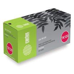 Картридж для Kyocera FS-1030 Cactus CS-TK120 (черный) - Картридж для принтера, МФУ