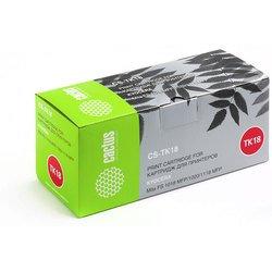 Картридж для Kyocera Mita FS 1018 MFP, 1020, 1118 MFP (Cactus CS-TK18) (черный) - Картридж для принтера, МФУ