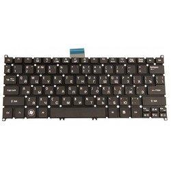 Клавиатура для ноутбука Acer S3, S5, One 756 (KB-147R) (черный) - Клавиатура для ноутбукаКлавиатуры для ноутбуков<br>Клавиатура легко устанавливается и идеально подойдет для Вашего ноутбука.