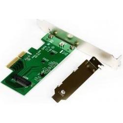 Переходник-конвертер Smartbuy DT-120 - Кабели, переходник для HDDКабели, переходники для HDD<br>Конвертирует M.2 NGFF PCIe SSD для работы материнской платы cо слотом PCIe 3.0 x4.