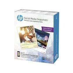 Фотобумага глянцевая 10 х 13 см (25 листов) (HP W2G60A)  - БумагаОбычная, фотобумага, термобумага для принтеров<br>Фотобумага предназначена для высококачественной печати с максимальным разрешением.