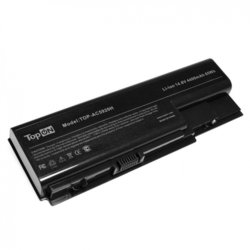 Аккумулятор для ноутбука Acer Aspire 5520, 5920, 6530, 7230E, 8730ZG, 8920 (TOP-AC5920-15V-LW) - Аккумулятор для ноутбука (TopON) Кирс фонарики от солнечных батарей