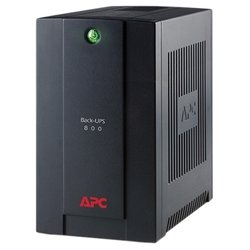 APC by Schneider Electric Back-UPS 800VA with AVR 4 IEC