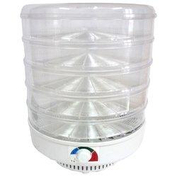 Спектр-Прибор ЭСОФ-0.6/220 Ветерок-2 прозрачный (5 поддонов) - Сушилка для овощей, фруктов, грибов