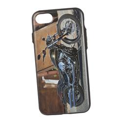 Чехол-накладка для Apple iPhone 7, 8 (Liberty Project 0L-00030318) (Мото Street на улице) - Чехол для телефона  - купить со скидкой