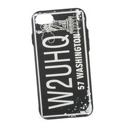 Чехол-накладка для Apple iPhone 7, 8 (Liberty Project 0L-00030306) (Номер Вашингтон) - Чехол для телефона  - купить со скидкой