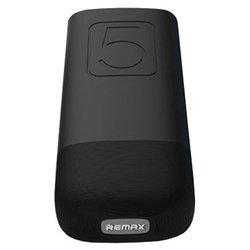 Remax Flinc RPL-25 5000mAh (черный) - Внешний аккумулятор