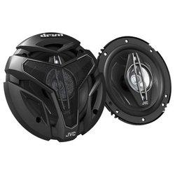 JVC CS-ZX640U - АвтоакустикаАвтоакустика<br>JVC CS-ZX640 - четырехполосная коаксиальная АС, типоразмер: 16 см (6 дюйм.), номинальная мощность 50 Вт, максимальная мощность 350 Вт, чувствительность 89 дБ (Вт/м), импеданс 4 Ом, диапазон частот 40 - 25000 Гц