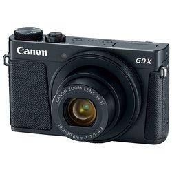 Canon PowerShot G9 X Mark II (черный) - Фотоаппарат цифровой
