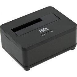 Док-станция AgeStar 3UBT7 (черный) - Корпус, док-станция для жесткого дискаКорпуса и док-станции для жестких дисков<br>Для 2.5quot;/3.5quot; HDD c интерфейсом SATA III, внешний интерфейс USB3.0, тип питания: от сети переменного тока. Блок питания в комплекте.