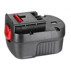 Аккумулятор для инструмента BLACK&amp;DECKER (2.0Ah 12V) (TSB-018-BD12B-20C) - АккумуляторАккумуляторы и зарядные устройства<br>Аккумулятор для инструмента Black amp; Decker, напряжение - 12 В, емкость - 2 Ач, химический состав: Ni-Cd. Совместимые модели инструмента: Black amp; Decker BD12PSK, BDBN1202, BDG1200K, BDGL12K, BDID1202, CD1200SK, CD12SFK, CDC1200K, CDC120AK, CDC120ASB, CP122K, CP122KB, CP12K, CP12KB, EPC12, EPC126.