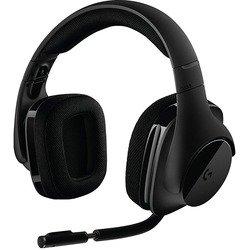 Logitech G533 (черный) - Компьютерная гарнитура  - купить со скидкой