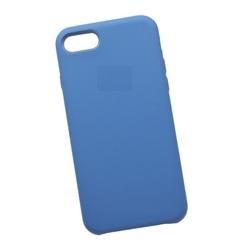 Чехол-накладка для Apple iPhone 7, 8 (Liberty Project 0L-00030258) (синий) - Чехол для телефонаЧехлы для мобильных телефонов<br>Плотно облегает корпус телефона и гарантирует надежную защиту от царапин и потертостей.