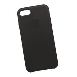 Чехол-накладка для Apple iPhone 7, 8 (Liberty Project 0L-00030254) (черный) - Чехол для телефонаЧехлы для мобильных телефонов<br>Плотно облегает корпус телефона и гарантирует надежную защиту от царапин и потертостей.