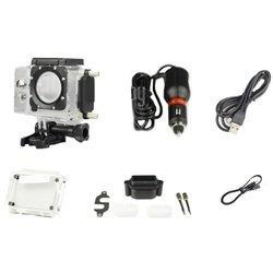 Мотоциклетный комплект для экшн камеры SJCAM SJ5000 (SJ-MC-02) - АксессуарАксессуары для экшн-камер<br>В данный комплект входит специальный аквабокс, предохранитель, кабеля и крепления. С таким набором мотоциклисты получает отличный шанс снимать все бесценные моменты в процессе поездок на мотоцикле.