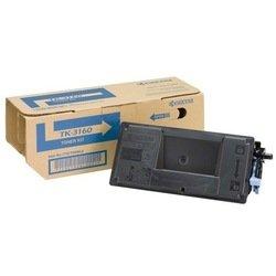 Картридж для Kyocera ECOSYS P3045dn, P3050dn, P3055dn, P3060dn (1T02T90NL0 TK-3160) (черный) - Картридж для принтера, МФУ  - купить со скидкой