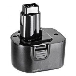Аккумулятор для инструмента DeWalt (3.3Ah 12V) (TSB-056-DE12/BD12A-33M) - АккумуляторАккумуляторы и зарядные устройства<br>Аккумулятор для инструмента DeWalt, напряжение - 12 В, емкость - 3.3 Ач, химический состав: Ni-Mh. Совместимые модели инструмента: Black amp; Decker CD1200, CD1202GK, CD1202K, CD120GK, CD120GK2, CD12C, CD12CA, CD12CAB, CD12CAH, CD12CB, CD12CBK, CD12CE, CD431, CD431K, CD431K2, FS632, HP331, HP431, KC1251CN, KC1282FK, KC12CE, KC12GTBK, KC12GTK.