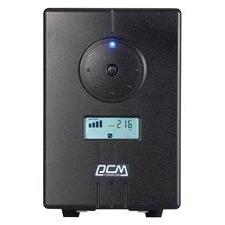 Powercom INF-1100 (черный) - Источник бесперебойного питания, ИБП  - купить со скидкой