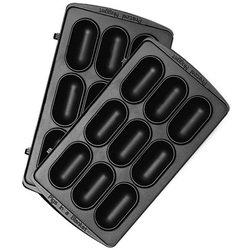 Панель для мультипекаря Redmond RAMB-09 (черный) - Аксессуар для МБТАксессуары для МБТ<br>Универсальные съемные панели для любого мультипекаря Redmond. Позволят приготовить изысканные бисквитные птифуры, печенье или ароматные пряники Панели изготовлены из металла с антипригарным покрытием – они долговечны и легки в уходе.